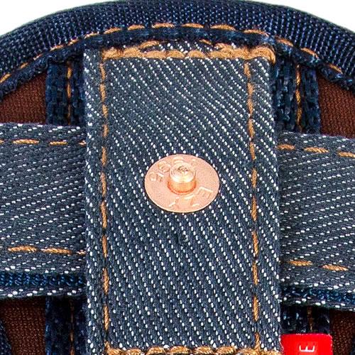 オリジナルジーンズボタン
