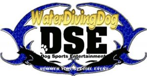 "DSE Water Diving Dog""EZYDOG CUP""FINAL!9/3(日)"
