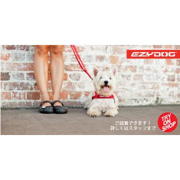 TRY ON SHOPボード・小型犬(高さ30cm × 幅60cm)